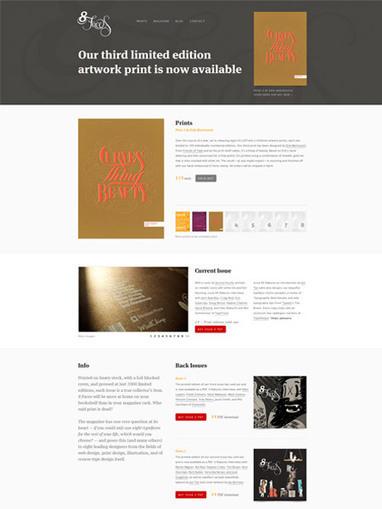 25 Simple yet Graceful Website Designs Inspire | Design Revolution | Scoop.it