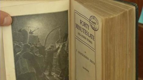 100-year overdue book returned to San Francisco library | Librarysoul | Scoop.it