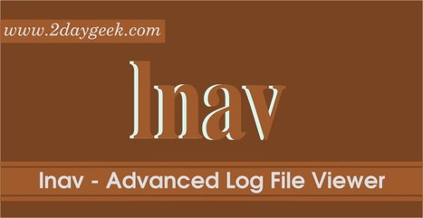 lnav, log file navigator, log file viewer' in Linux Tips & Tricks
