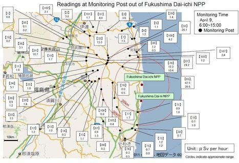 Fukushima : des réacteurs moins abimés qu'estimé ? | Sciences² Blog Libération | Japon : séisme, tsunami & conséquences | Scoop.it
