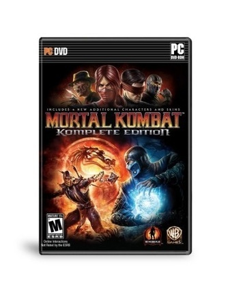 Mortal Kombat Komplete Edition – Warner Home Video – Games | Games on the Net | Scoop.it