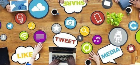 4 Trends in Social Media That Are Changing the Game | Business Support | Scoop.it