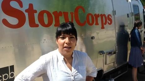From StoryCorps: An App For Capturing Stories | Libraries, HigherEd on an iPad | Scoop.it