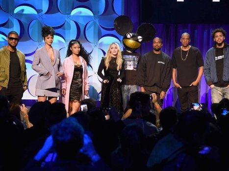 We talked to an exec from Tidal to find out what it's like to work with Jay Z | Business Builder | Scoop.it