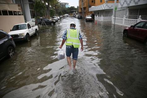 """Why We're Not Prepared for The Coming Decades of Sea Level Rise (""""leaders look away from inevitable"""") 