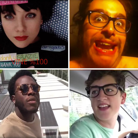 5 Vine Stars Share Why They Loved, and Outgrew, Platform | Communications Major | Scoop.it