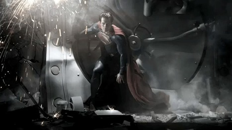 Comic-Con: New Superman Henry Cavill to Make Surprise Appearance at WB Panel | Geek Chic | Scoop.it