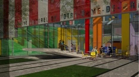 Architecture et aménagement de bibliothèques : actualités en 7 liens | Monde des bibliothèques | Scoop.it
