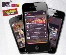 MTV Xtra, la aplicación interactiva de 'Gandía Shore', todo un éxito | Panorama Audiovisual | Big Media (Esp) | Scoop.it