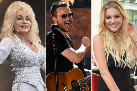 2017 ACM Special Awards Winners Announced | Country Music Today | Scoop.it