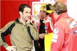 Rossi better than Stoner, says Brivio | Ductalk Ducati News | Scoop.it