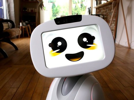 Are robots the next App platform developers should be excited about? | Gadgets I lust for | Scoop.it