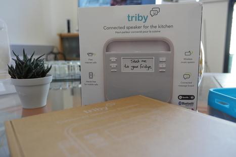 Test du Triby : l'enceinte connectée parfaite pour votre cuisine | Freewares | Scoop.it