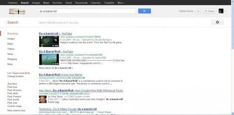Tester la nouvelle interface de Google | Web Marketing Magazine | Scoop.it