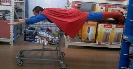 10 Weird People At Walmart That You Won't Believe Exists On This Planet | Strange days indeed... | Scoop.it