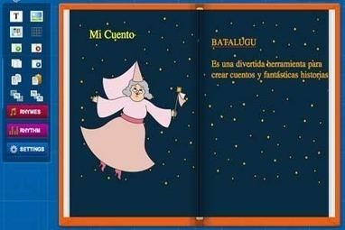 Crea fantásticos cuentos con Batalugu | Herramientas y Recursos Docentes | Scoop.it