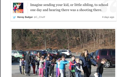 How The #Newtown Tragedy Unfolded on Twitter via Andy Carvin | Social TV, Transmedia, Broadcast Trends | Scoop.it
