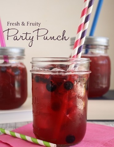 6 Refreshing Summer Drink Recipes (Plus How to Remove Popular Drink Stains)   ♨ Family & Food ♨   Scoop.it