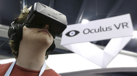 Into The Virtual Reality Lab With Pioneering Researchers | cool stuff from research | Scoop.it