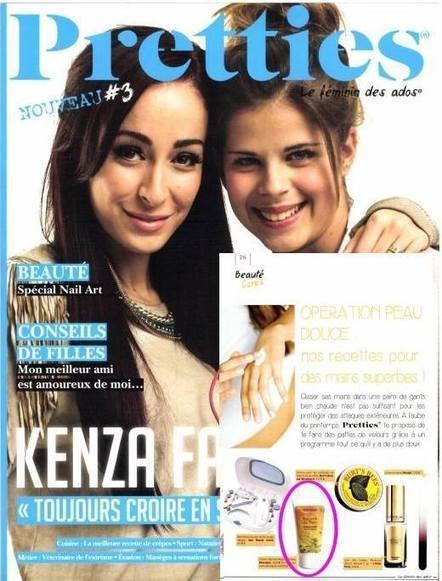 PRETTIES - FEV 14   Beauty Push, bureau de presse   Scoop.it