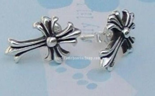 9360685cfd Cheap Stud Cross Silver Chrome Hearts Earrings  Stud Cross Silver Earrings   -  159.00   Cheap Chrome Hearts