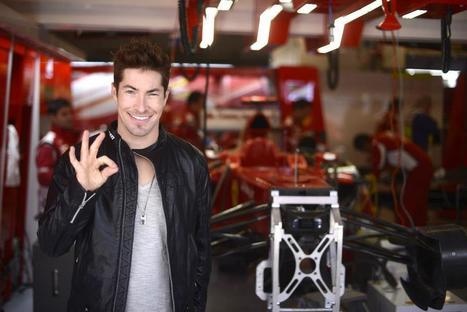 Nicky Hayden - From OWB to MotoGP - Photo Album From Austin F1 | Ductalk Ducati News | Scoop.it