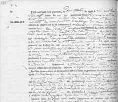 Châteauneuf et Jumilhac: Le jugement qui fait de Jean LECAS un homme | Rhit Genealogie | Scoop.it