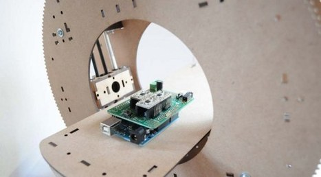 DIY CT scanner built for price of one commercial CT scan | ExtremeTech | Ask Marty Tech Stuff | Scoop.it