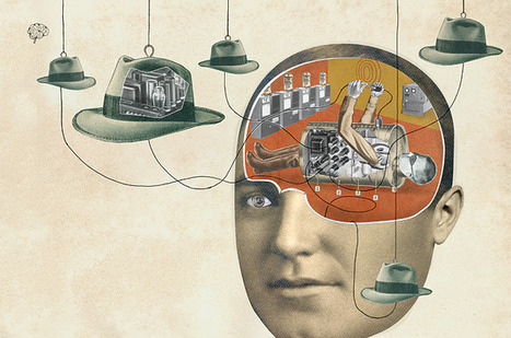 How The Brain Rewires Itself | An Eye on New Media | Scoop.it