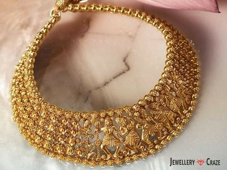 South Indian Jewellery Designs For Brides To Lo