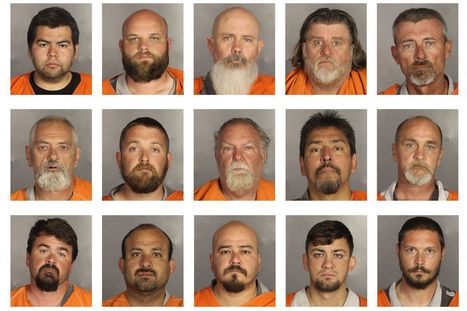 Dramatic new video shows Waco biker shooting bloodbath from inside restaurant   Criminology and Economic Theory   Scoop.it