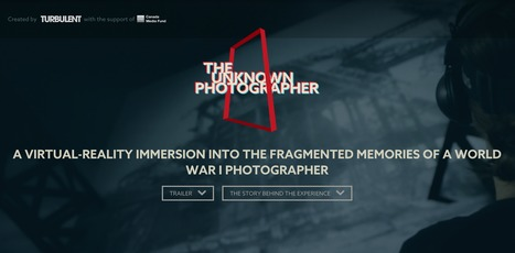 The Unknown Photographer | Interactive & Immersive Journalism | Scoop.it