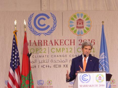 Climat : le secteur privé, un rempart contre Donald Trump | Acteurs de la transition énergétique | Scoop.it