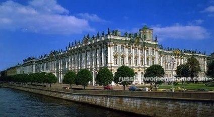 The State Hermitage in St. Petersburg, Russia - Muselia | Geografía del mundo | Scoop.it
