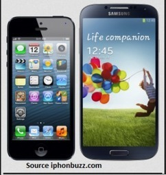Apple iPhone 6 Vs Samsung Galaxy S4 - | Notícias | Scoop.it
