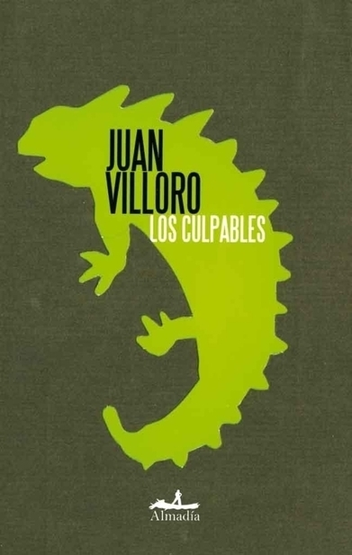 Los culpables, de Juan Villoro | Álvaro Enrigur | Libro blanco | Lecturas | Scoop.it