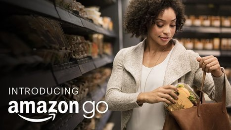 Introducing Amazon Go and the world's most advanced shopping technology  | Transmedia Storytelling for Business | Scoop.it