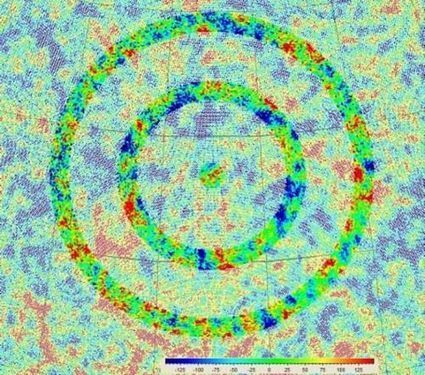 Evidence of a Past Universe? Circular Patterns in the Cosmic Microwave Background | Science & Knowledge | Scoop.it