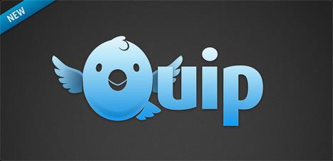 Quip, el procesador de textos pensado para la era móvil, desafía a Microsoft y a Google   Tecnologias m-learning   Scoop.it