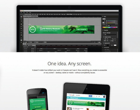 4 responsive web design tools to add to your workflow | Web design | Creative Bloq | Aware Entertainment | Scoop.it