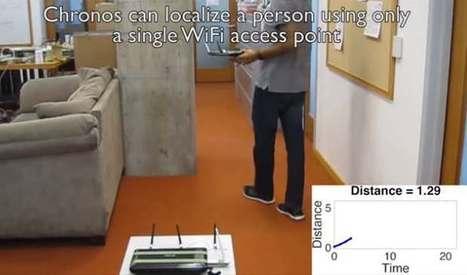 El sistema inálambrico Chronos abre nuevas posibilidades de localización sin sensores | solar decathlon europe 2014 VIA-UJI | Scoop.it