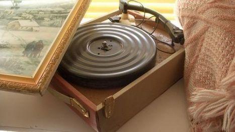 Dove trovare giradischi di design vintage per uno stile retrò - DesignerBlog (Blog) | Sapore Vintage | Scoop.it