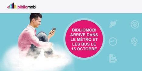 Bibliomobi, une expérience de lecture nomade | Ressources en médiation numérique | Scoop.it