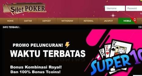 Agen Poker Online In Bandarq Scoop It