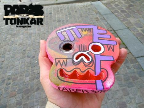 Collage à Paris en avril 2014 | The art of Tarek | Scoop.it