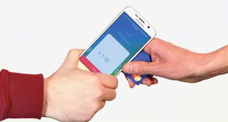 Payer avec son mobile deviendra plus simple en 2017 | marketing stratégique du web mobile | Scoop.it