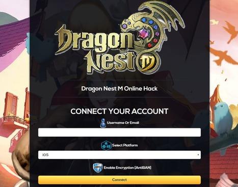 dragon nest m apk hack