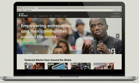 Obama Endorses Entrepreneurs, Up Global Has A New Home + New Partnerships! | Yellow Boat Social Entrepreneurism | Scoop.it