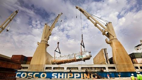 Port of Duqm | Media | News & Events | Line