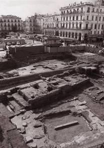 Place des Martyrs à Alger : Fouilles archéologiques préventives   El Watan   Kiosque du monde : Afrique   Scoop.it